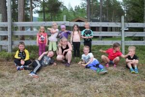 Barneidrettsgruppa