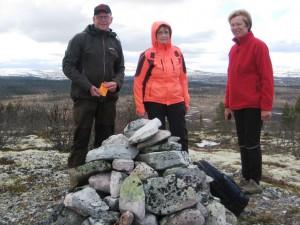 Vestre Kvitåsen 901 moh.