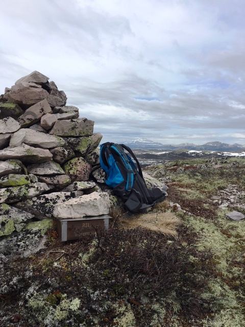 Storskarven 1024 moh (Hanestad)